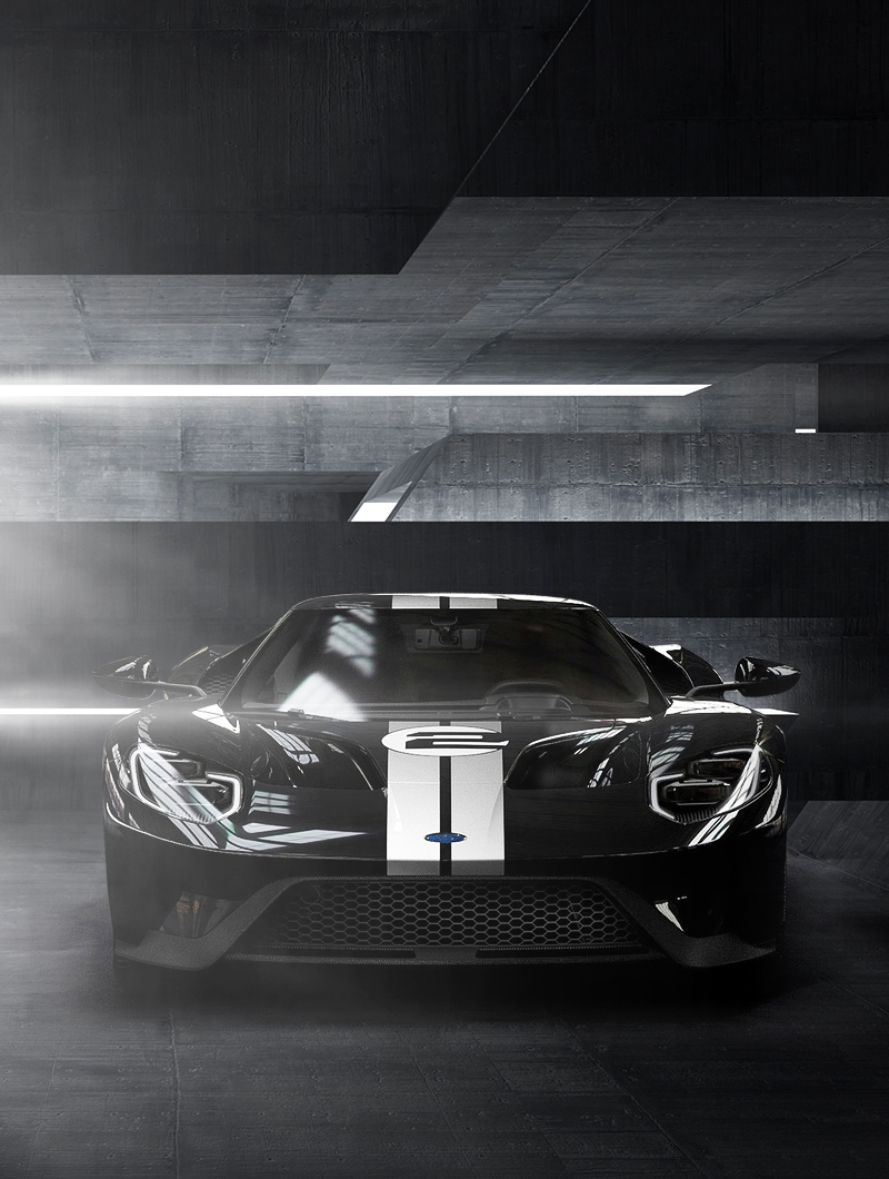 Ford Outshines at Night