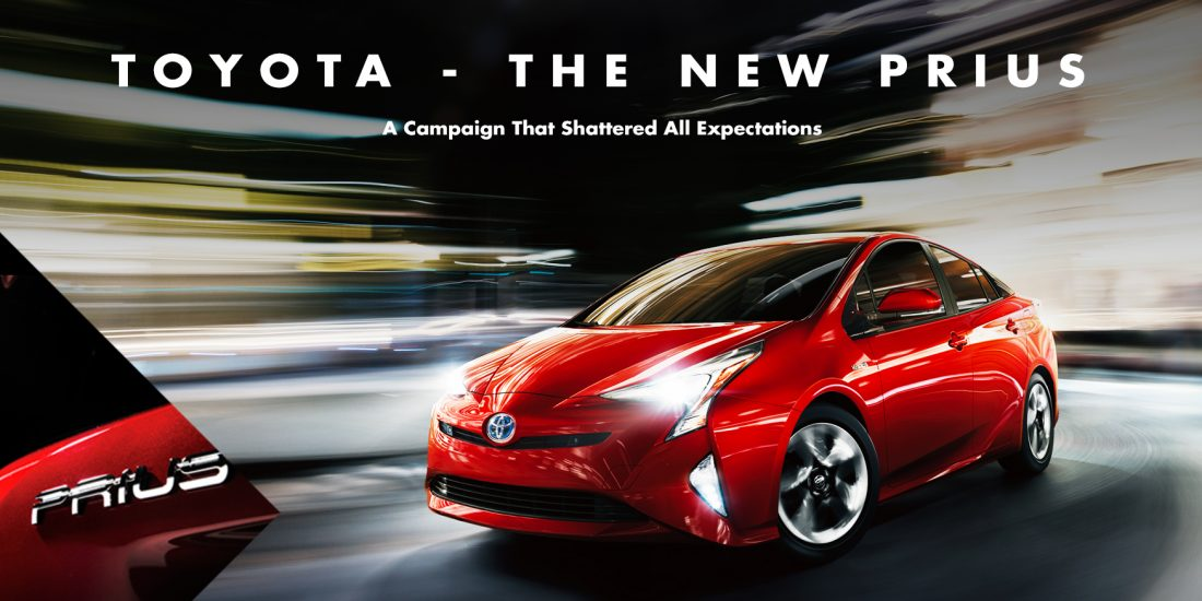 Toyota Prius - Hype Media Group