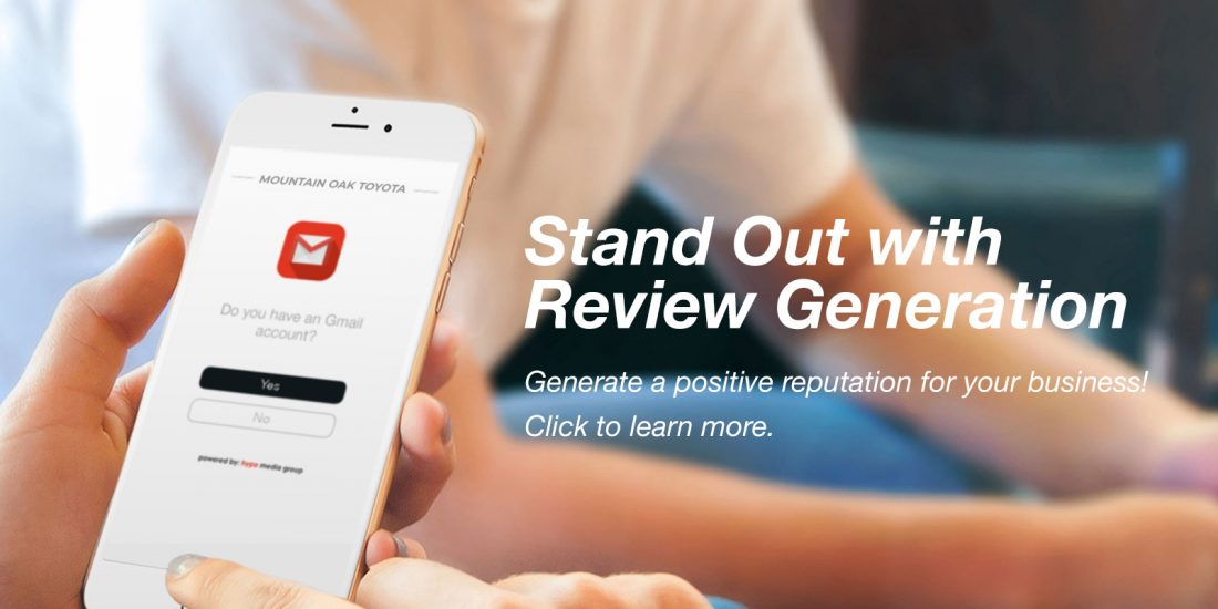Review Generation - Hype Media Group